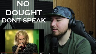 No dought dont speak reaction