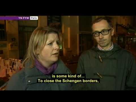 Ymosodiadau Paris: Newyddion Arbennig with subtitles