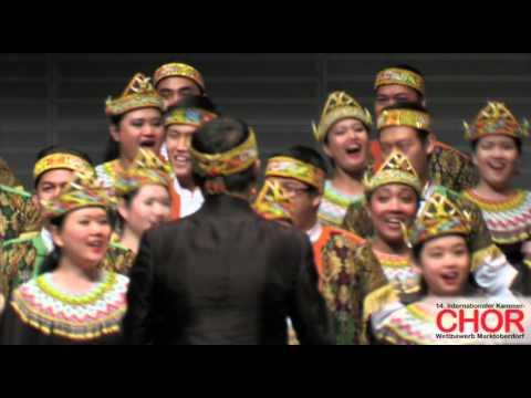 Traditional: Hela Rotone - Batavia Madrigal Singers, Dir. Avip Priatna