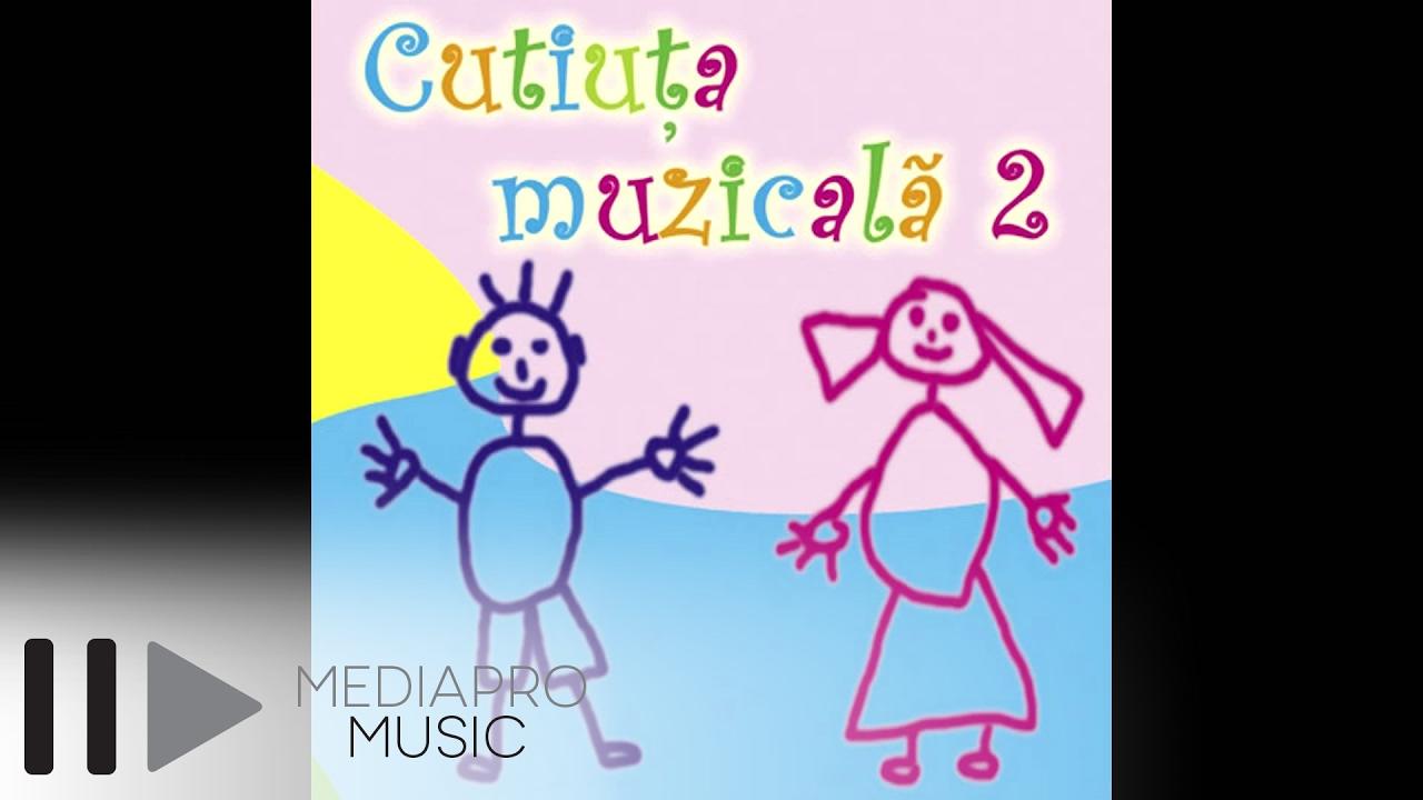 Cutiuta Muzicala 2 — Silvia Dumitrescu — Alunelu