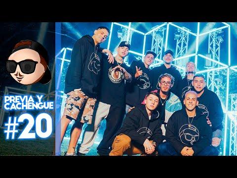 PREVIA Y CACHENGUE #20 – Especial Amigos / Reggaeton Nuevo 2020 (REMIX) ENGANCHADO – Fer Palacio