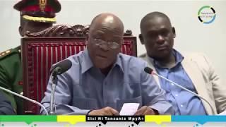 IMEVUJA: Maongezi ya Magufuli na Tizeba Kabla Hajamtumbua