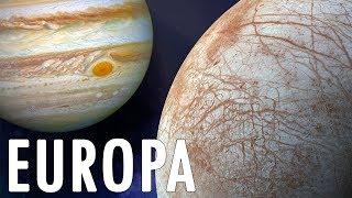 Curiosidades sobre a lua de Júpiter Europa