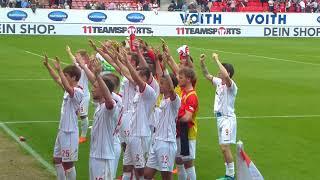 Spielerverabschiedung | FC Heidenheim – Fortuna Düsseldorf | 15.04.2018  F95