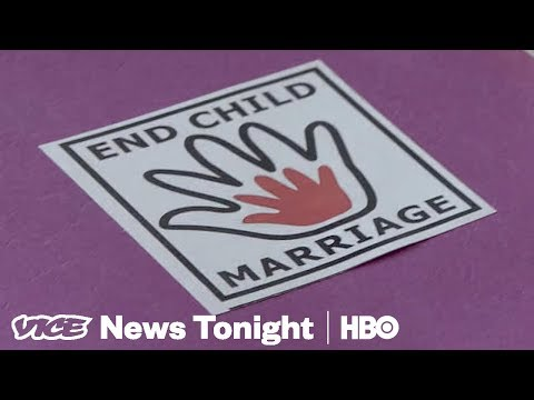 There Are No States In The U.S. That Ban Child Marriage (HBO)