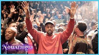 #KanyeMadnessBracket | Nowstalgia Reacts