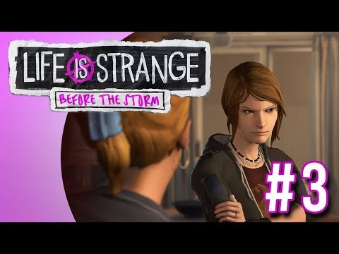 Life is Strange: Before the Storm (Ep 1) #3 - David