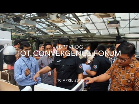 #BPTVlog IOT Convergence Forum