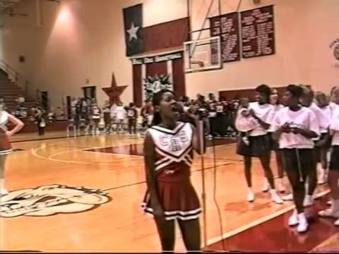 Carthage High School 1997 - 1998 First Pep Rally  - VS Chapel Hill