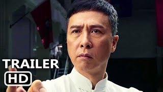 IP MAN 4 Official Trailer (2019) Donnie Yen VS Scott Adkins, Action Movie HD