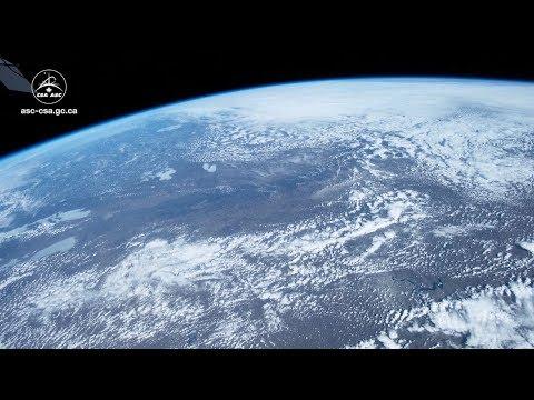Canada - La Terre Vue Par David Saint-Jacques