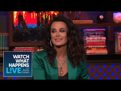 Kyle Richards Speaks Out About The Dog Drama | RHOBH | WWHL