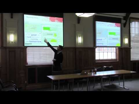 School of Science and Technology Seminar 21/10/15, Part I