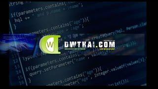 Dreamweaver Database (PHP/MySQL) ตอนที่ 5 สร้าง Dynamic Table ดึงข้อมูลจาก MySQL ขึ้นมาแสดงผล