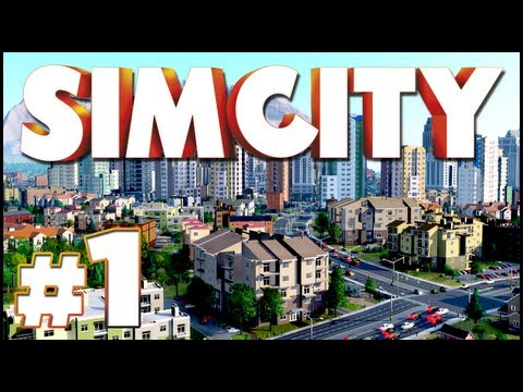 SimCity MP: Ep. 1 - Keralis City is Founded!