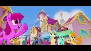 Мой маленький пони:В кино (на русскому Языке)-Трейлер|2017