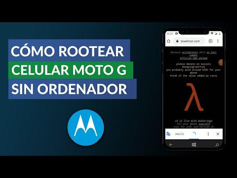 Cómo Rootear el Celular Moto G sin PC – Guía Completa paso a paso