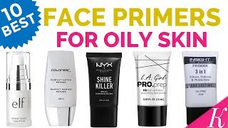 10 Best Face Primer for Oily Skin in India with Price | Product for large pores