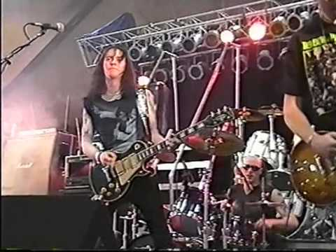 Ace Frehley tribute band FRACTURED MIRROR clips of KISS