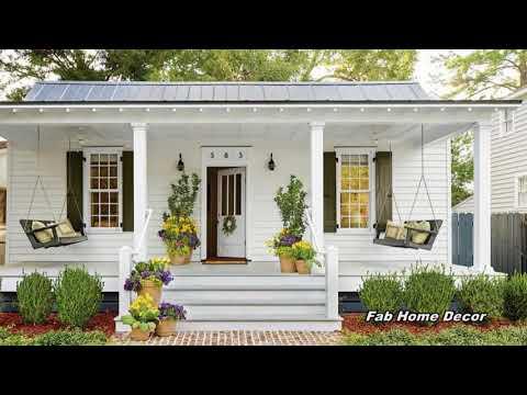 2018 Spring Front Porch Ideas 4
