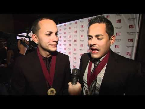 Angel y Khriz Interview - The 2011 BMI Latin Awards