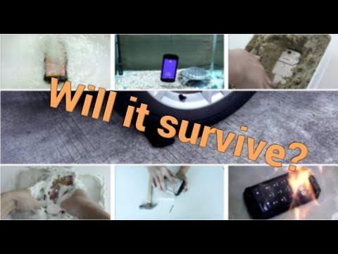 DOOGEE S60 torture test, will it survive?
