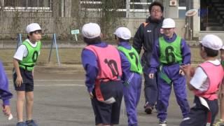 タグラグビー教室 奈良小学校20161128