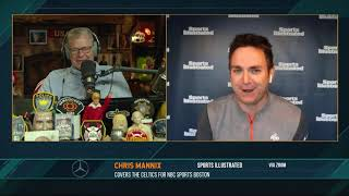 Chris Mannix suggests Phil Jackson for the Clippers head coaching vacancy | 09/29/20