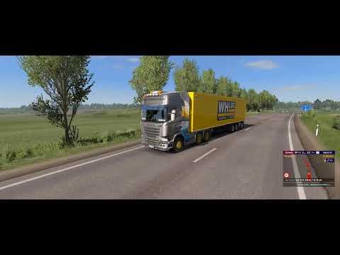 Euro Truck Simulator 2 - Beyond the Baltic Sea DLC Full HD 3 |