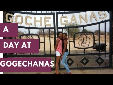 Travel Vlog I A day at Gocheganas I Kwambi Princess