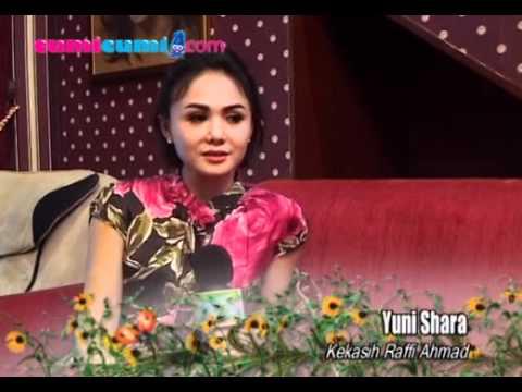 Yuni Shara Lelah Hadapi Raffi Ahmad