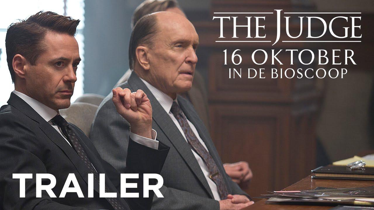 The Judge | Officiële trailer | Nederlands ondertiteld | 16 oktober in de bioscoop