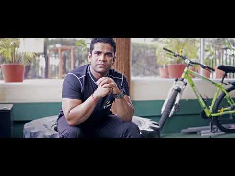 Juna Gym Floor Manager Sandeep Sahu