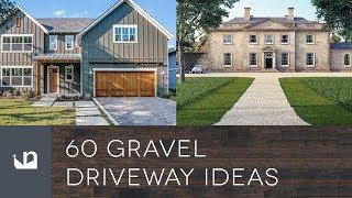 Gambar cover 60 Gravel Driveway Ideas