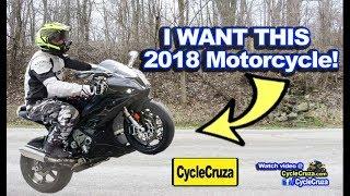 New 2018 Superbike Motorcycle I Might Buy | MotoVlog