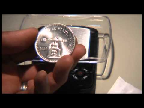 Actual Weight of 5 Different 1-Oz Silver Bullion