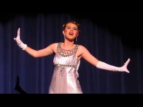 """""""Only in New York"""" from """"Thoroughly Modern Millie"""" CAK HS Theatre"""