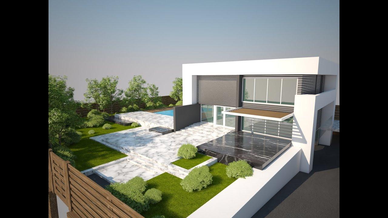 Ristrutturazione villa napoli progetto da palazzina for Ristrutturazione casa anni 70
