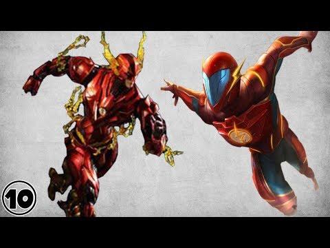 Top 10 Alternate Flash Suits - Part 2