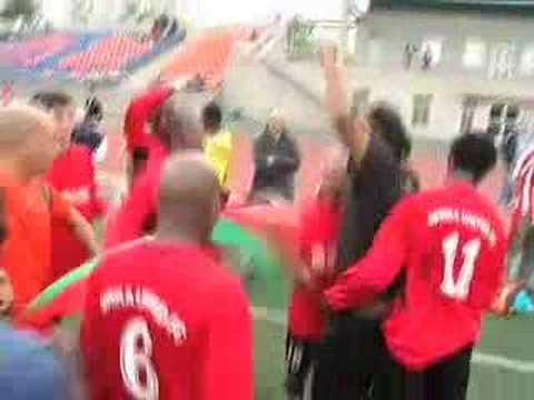 Danwei TV Hard Hat: Scoring in Beijing: Afrika United FC