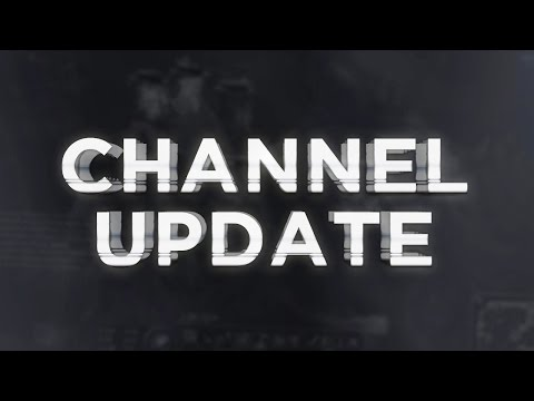Gosu - Channel Update (Future of this channel)