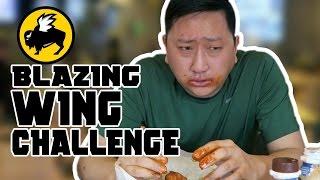 Blazing Wing Challenge 3 *SNOT ALERT*