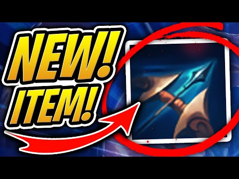THIS NEW TFT ITEM IS BROKEN! | Teamfight Tactics | League of Legends Auto Chess