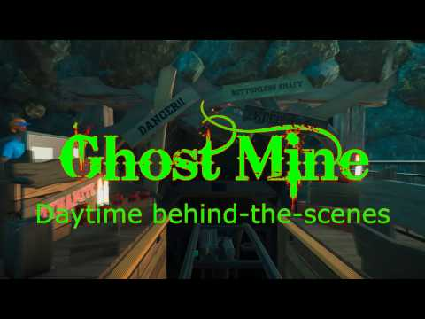Ghost Mine Lights-on behind the scenes