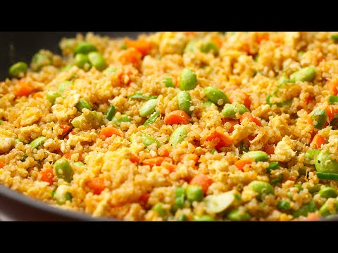 Download Youtube: Leftover Quinoa Fried Rice