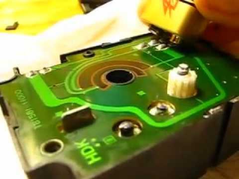 Testing An Ecc Damper Motor Volvo 850 Youtube
