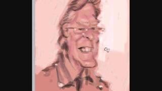 Video Caricature of John Logue by William Fiesterman download MP3, 3GP, MP4, WEBM, AVI, FLV Januari 2018