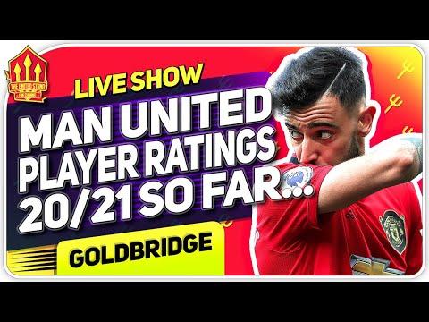 Solskjaer's Man Utd Player Ratings So Far! Man Utd News