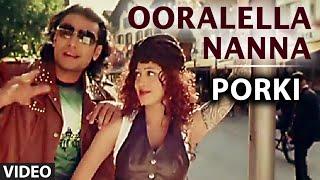 Ooralella Nanna Video Song | Porki | Rahul Nambiar, Priya Hemesh