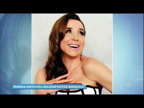 Hora da Venenosa: fotos sensuais de Marisa Orth serão leiloadas